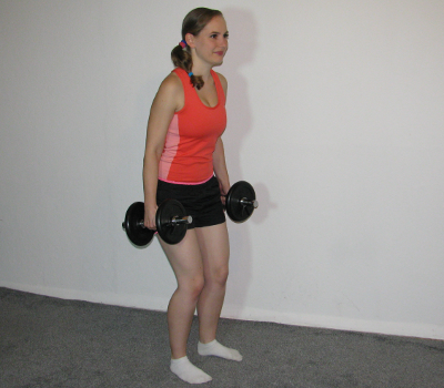 bicepscurl with dumbbells form muscles worked benefits