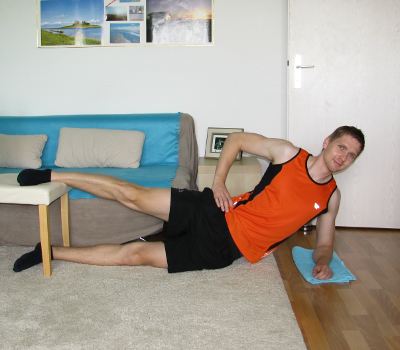 Side Plank With Adductor Press Form Muscles Worked Benefits