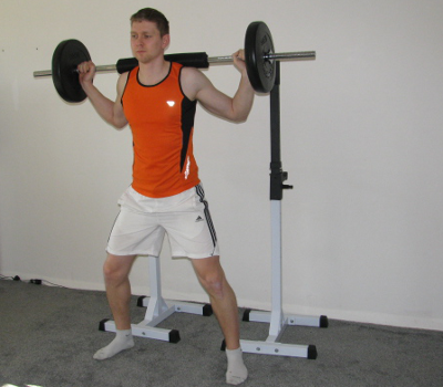 sumo squat with barbell form muscles worked benefits