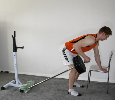 tbar row singlearm form muscles worked benefits