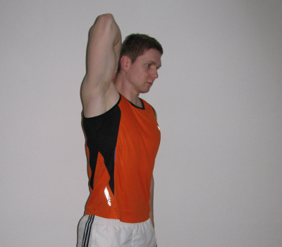 triceps stretch 1 form muscles worked benefits