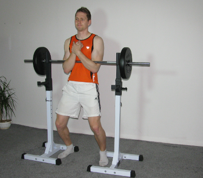 Zercher Squat Form Muscles Worked Benefits